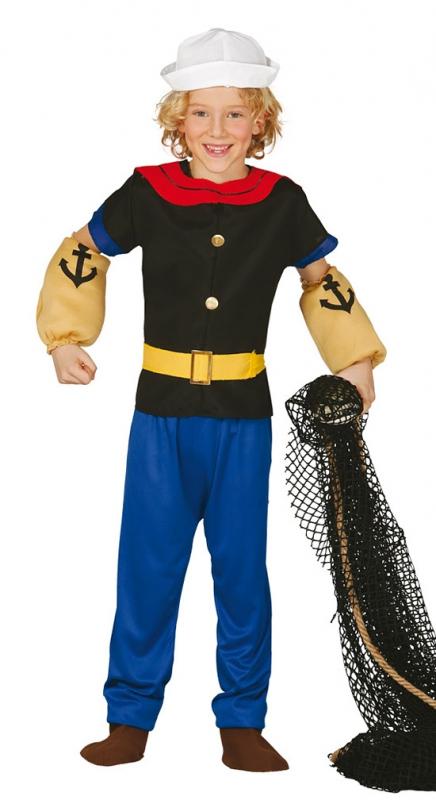 Kostýmy na karneval - Kostým  Pepek námořník