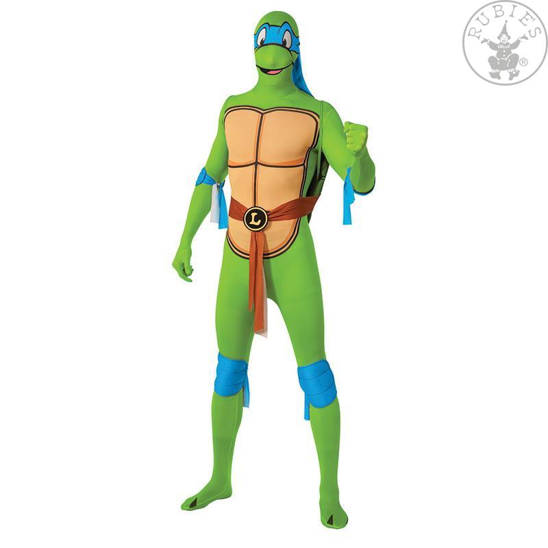 Kostýmy - 2nd Skin  Leonardo TMNT Adult