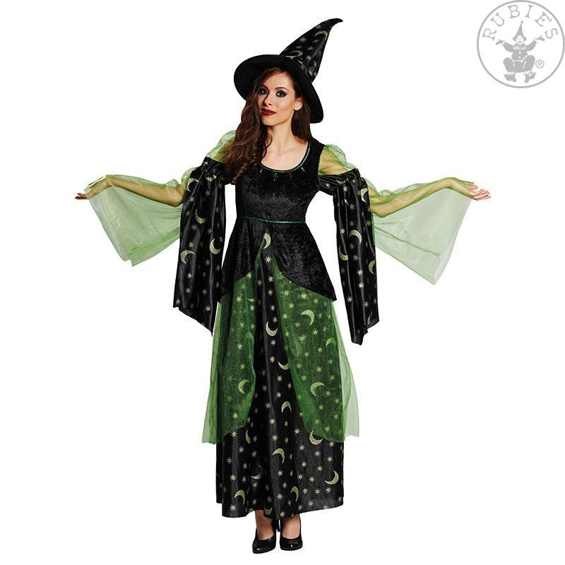 Kostýmy - Čarodějka - dámský kostým
