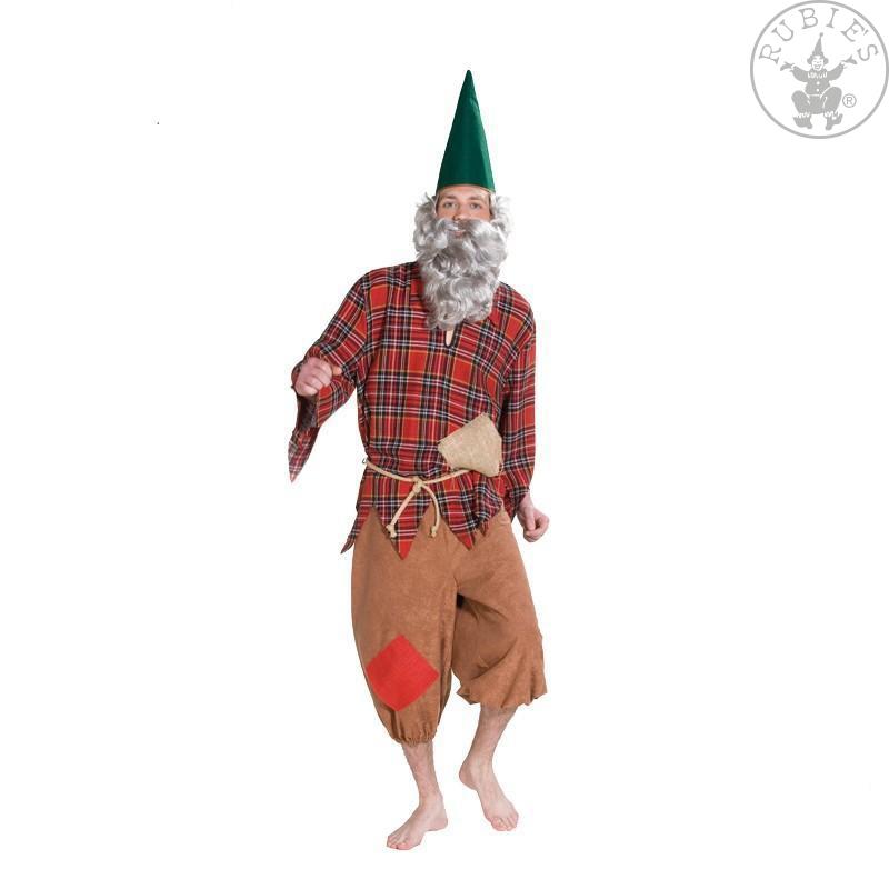 Kostýmy na karneval - Skřítek - pánský kostým