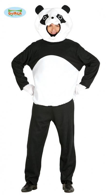 Kostýmy na karneval - Karnevalový kostým pandy