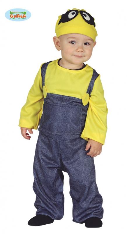 Kostýmy na karneval - Dětský kostým na karneval Baby Mimoň