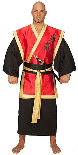 Kostýmy - Japonec kostým D