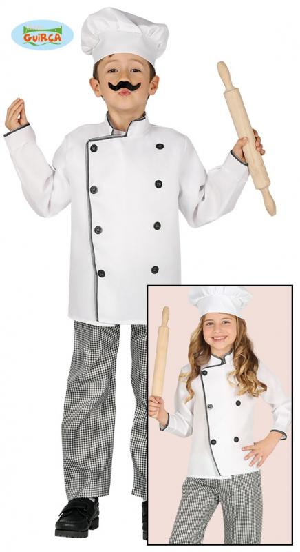 Kostýmy - Karnevalový kostým  kuchař