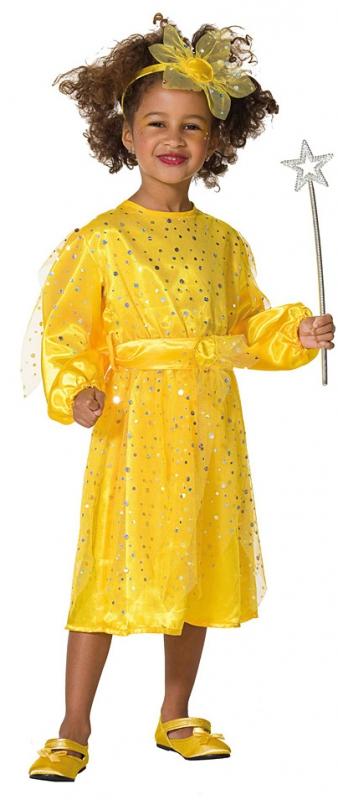 Kostýmy - Karnevalový kostým sluneční víla D