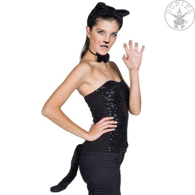 Kostýmy na karneval - Kočka set