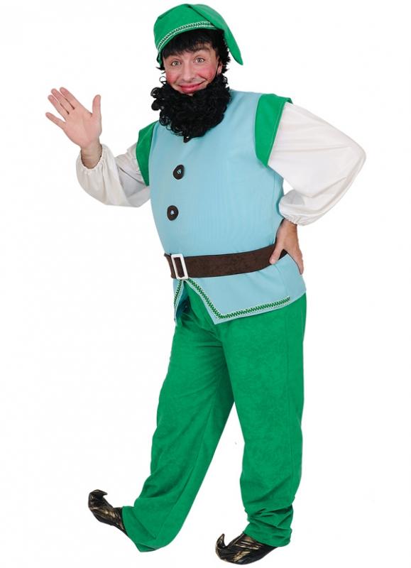Kostýmy na karneval - Kostým ELF