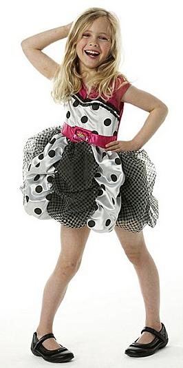 Kostýmy na karneval - Kostým Hannah Montana Puff Ball - licenční kostým D