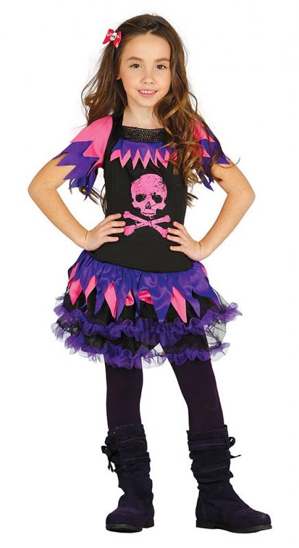 Kostýmy - Kostýmek miss squellet D