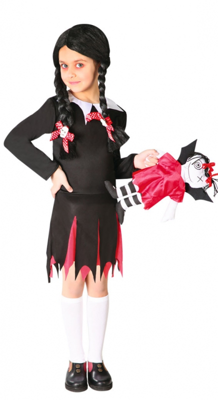 Kostýmy - Kostýmek studentka halloween