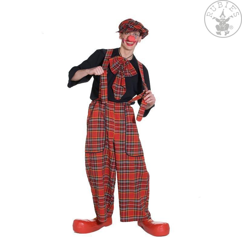 Kostýmy na karneval - Lacláče kárované