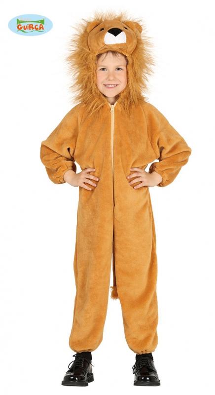Kostýmy na karneval - Dětský karnevalový kostým lev