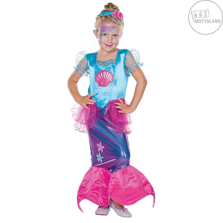 Kostýmy - Malá mořská víla