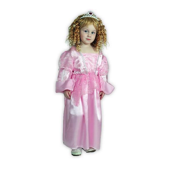 Kostýmy - Malá princezna - kostým