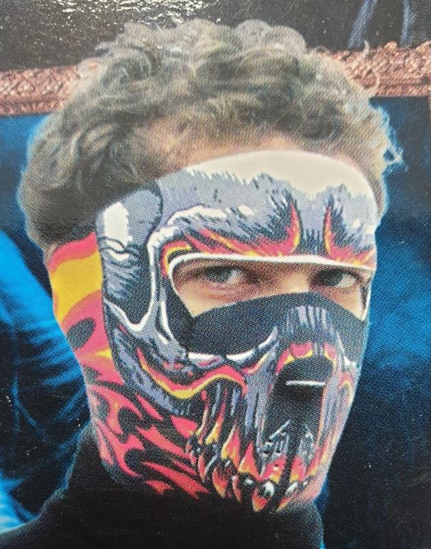 Masky - Maska Smrtka