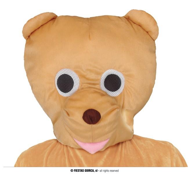 Kostýmy - Medvědí hlava
