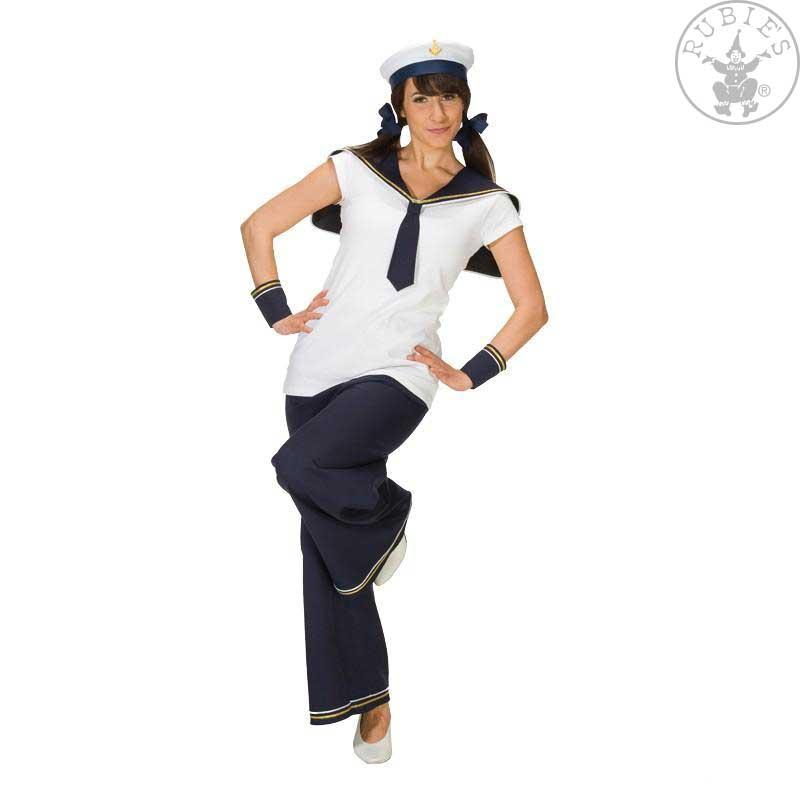 Kostýmy na karneval - Námořnický dámský kostým