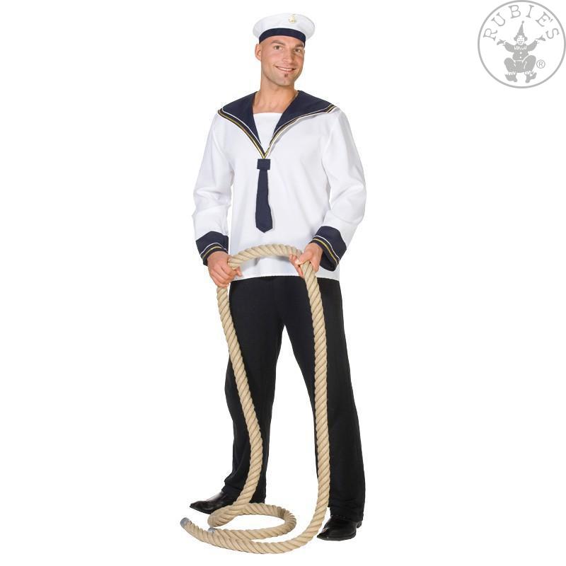 Kostýmy na karneval - Námořník - halena