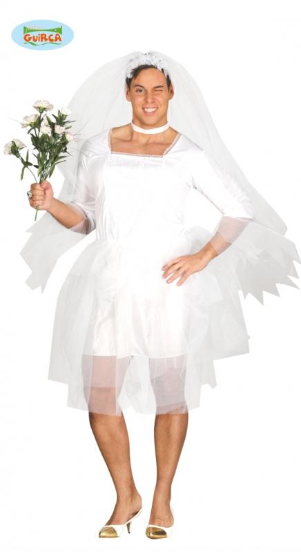 Kostýmy - Nevěsta - pánský kostým M