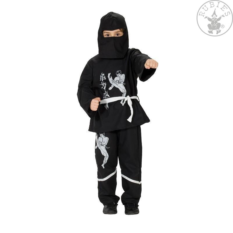 Kostýmy - Ninja black -dětský kostým