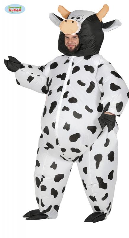 Kostýmy - Obří kráva - kostým