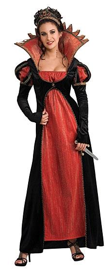 Slevy, výprodej - Scarlet Vamptess - kostým D VADA