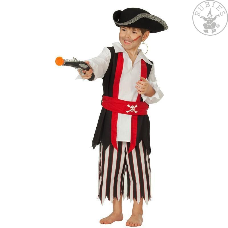 Kostýmy - Seerauber - kostým piráta D