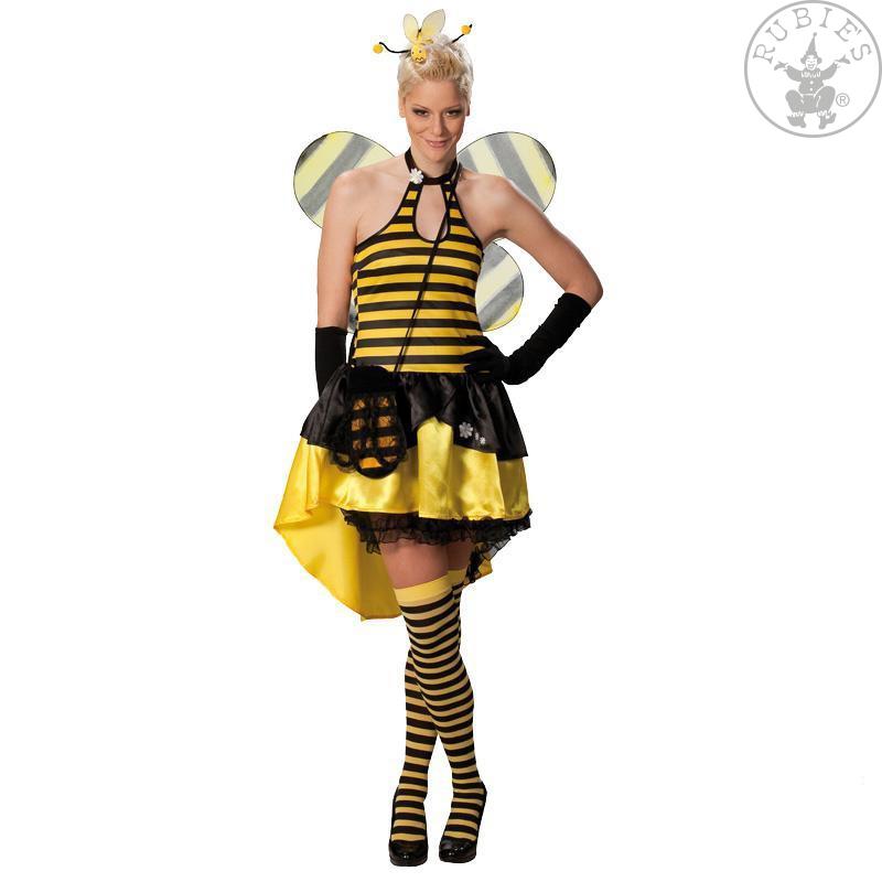 Kostýmy na karneval - Sexy včelka - karnevalový kostým D