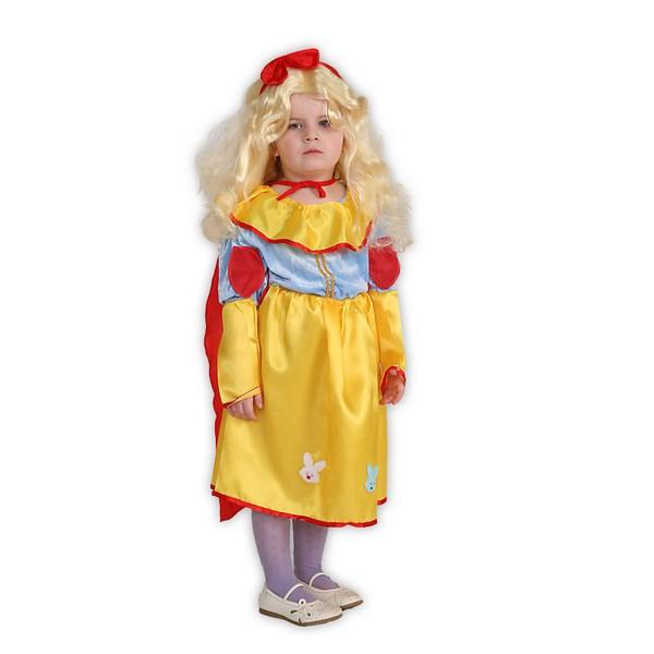Kostýmy - Sněhurka - karnevalový kostým