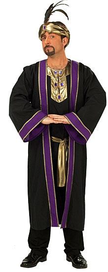 Kostýmy - Sultán - kostým D