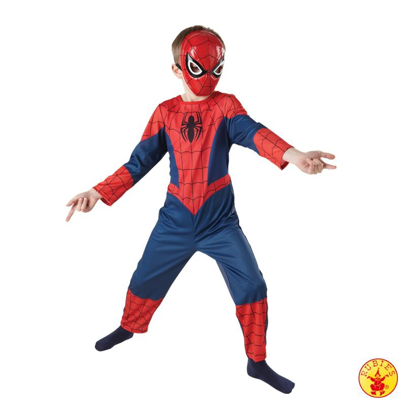 Kostýmy - Ultimate Spider Man Classic - licence