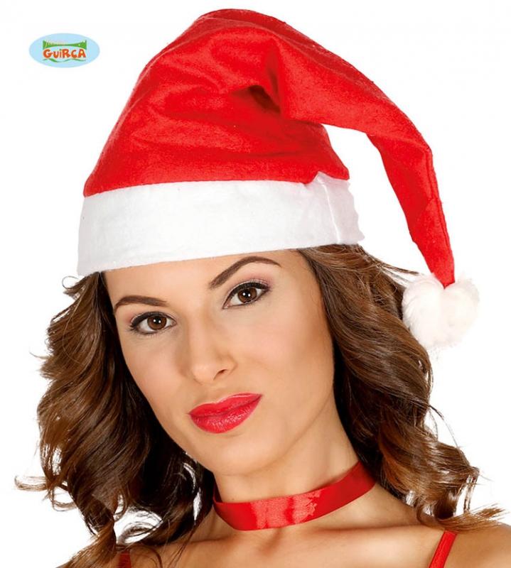 Klobouky a čepice - Vánoční čepička PAPA NOEL D
