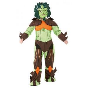 Kostým Gormiti Forest DLX Box Set - licenční kostým D