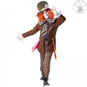 Kostým Mad Hatter Adult - licenční kostým X