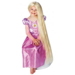 Paruka Rapunzel - dětská paruka - licence