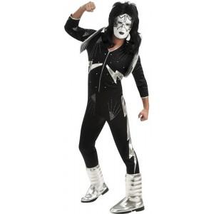 KISS Deluxe The Spaceman - licenční kostým D