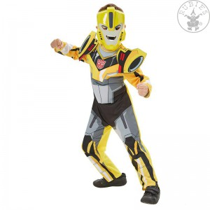 Kostým TF Robots in Disguise Bumblee Bee Deluxe