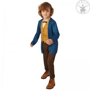 Newt Scamander Child - licenční kostým 9 - 10 roků