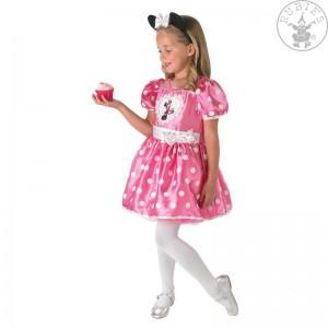 Dětský kostým Minnie Mouse Pink Cupcake