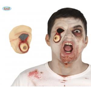 Imitace zranění - vyteklé oko