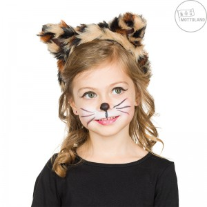 Leopard - spona pro děti