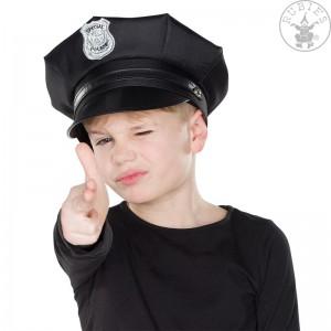 Special Police - dětská policejní čepice