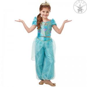 Kostým pro holky Jasmine Glitter and Sparkle