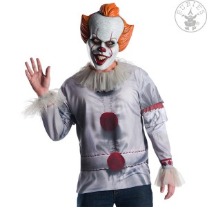 Kostým Pennywise IT Costume Top - Adult