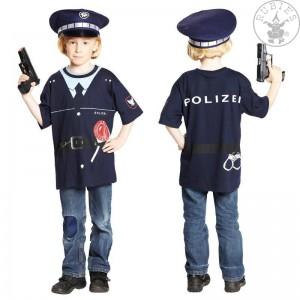 Tričko POLICIE