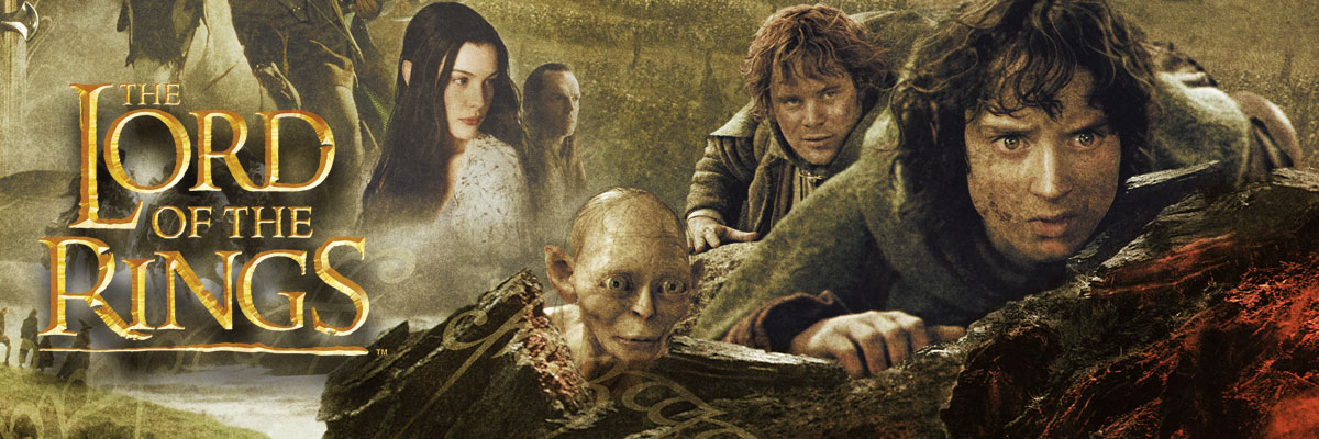 Lord of the Rings - Pán prstenů